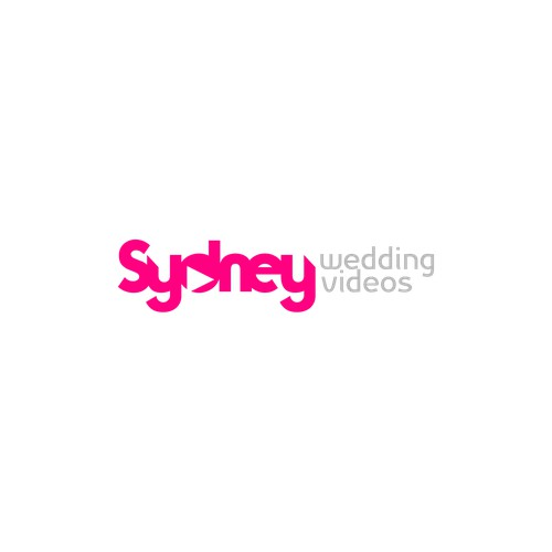 Logo for wedding video
