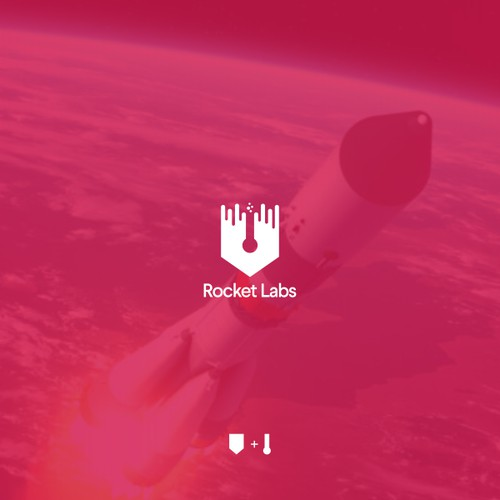 rocket labs logo
