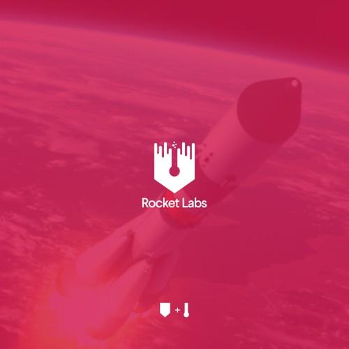 rocket labs logo