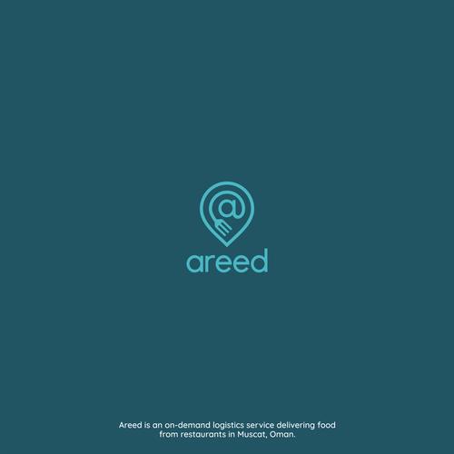 Sleek logo for areed
