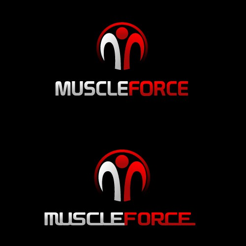 Design a brand logo for a supplements line.