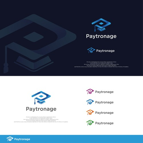 Logo concept for Paytronage
