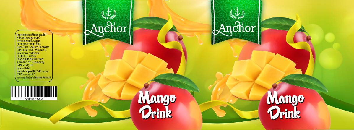 anchor mango drink
