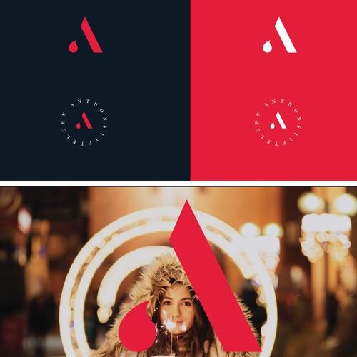 simple, clean, modern logo