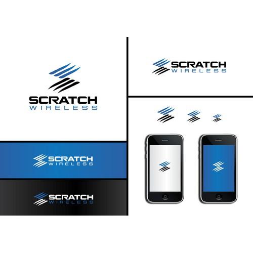 Scratch Wireless Logo