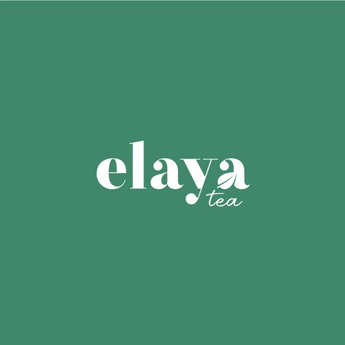 Elaya tea logo
