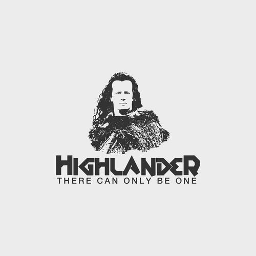 "logo design contest ""HIGHLANDER"""