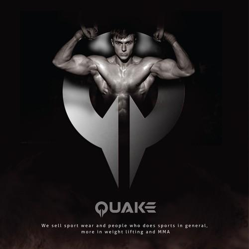 logo for quake