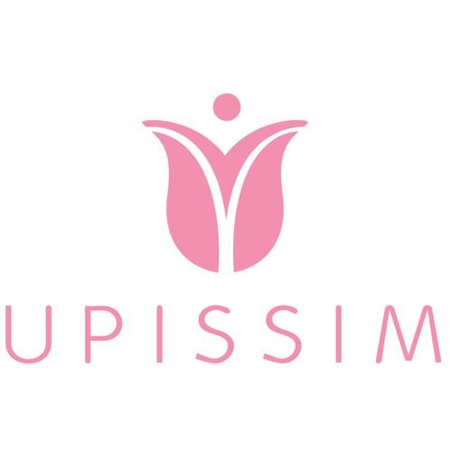Create a logo for an innovative feminine product