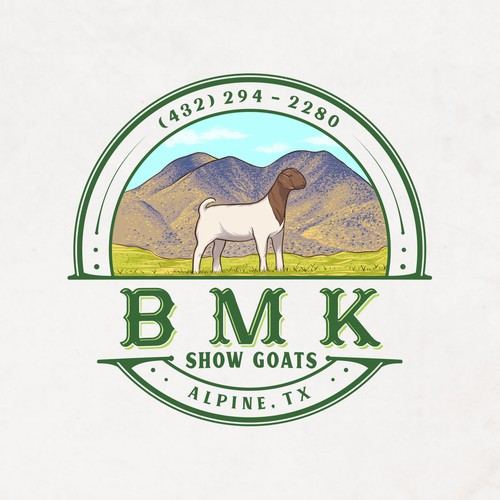 BMK Show Goats