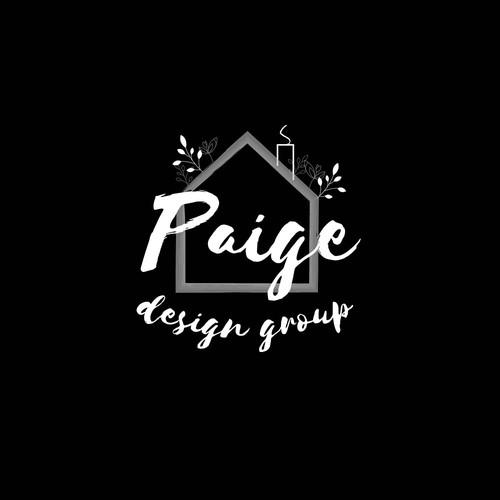Logo concept for an interior design company