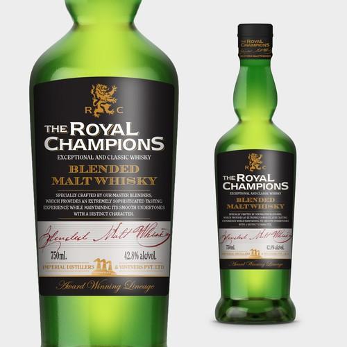 Rebrand Whisky