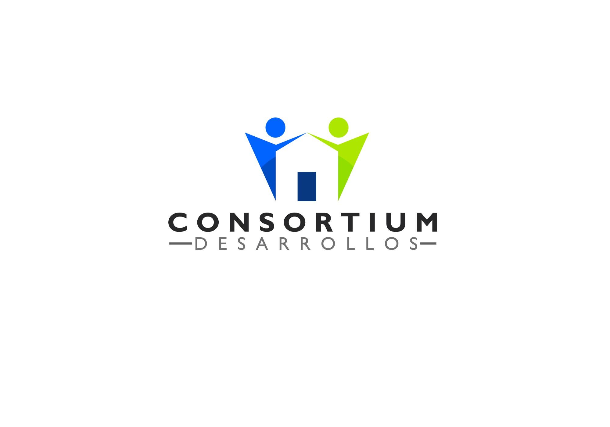 Consortium Desarrollos needs a new logo