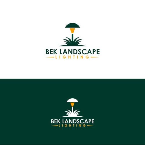 Landscape company logo