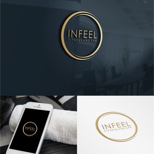 INFEEL Logo Design