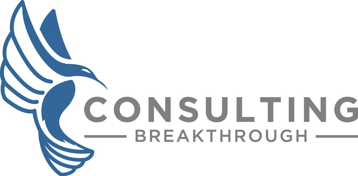 """Consulting Breakthrough"" needs a powerful new logo"