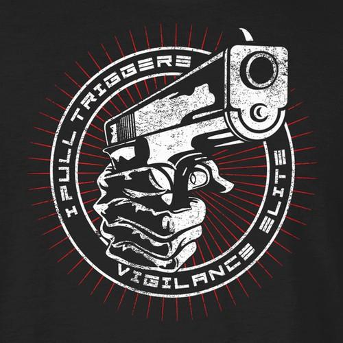 Vigilance Elite Tshirt
