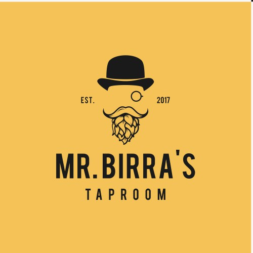 Mr. Birra's Company Logo & Social Media Pack