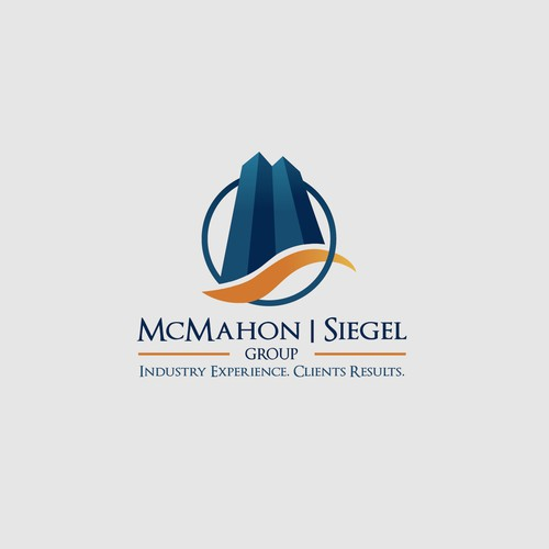 Logo Design for McMahon & Siegel Group