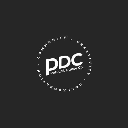 PotLuck Dance Co. logo
