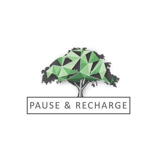Logo Concept for a Self-Care Retreat