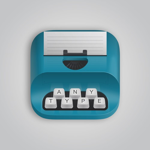 Any Type Keyboard App