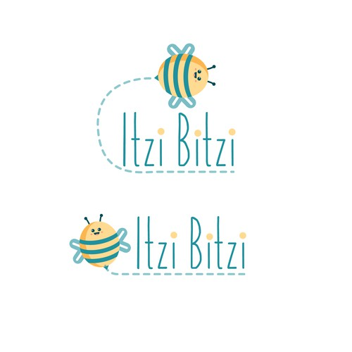 Itzi Bitzi Logo Concept