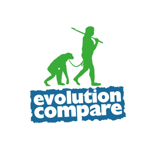 Create the next logo for Evolution Compare
