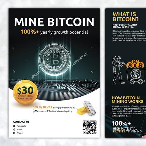 Fler design for Bitcoin Business
