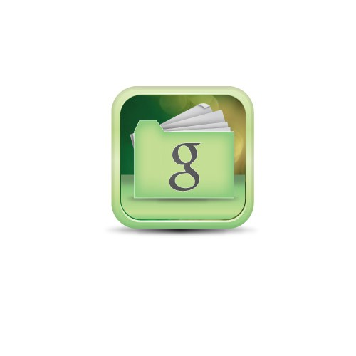 Google Documents App Icon