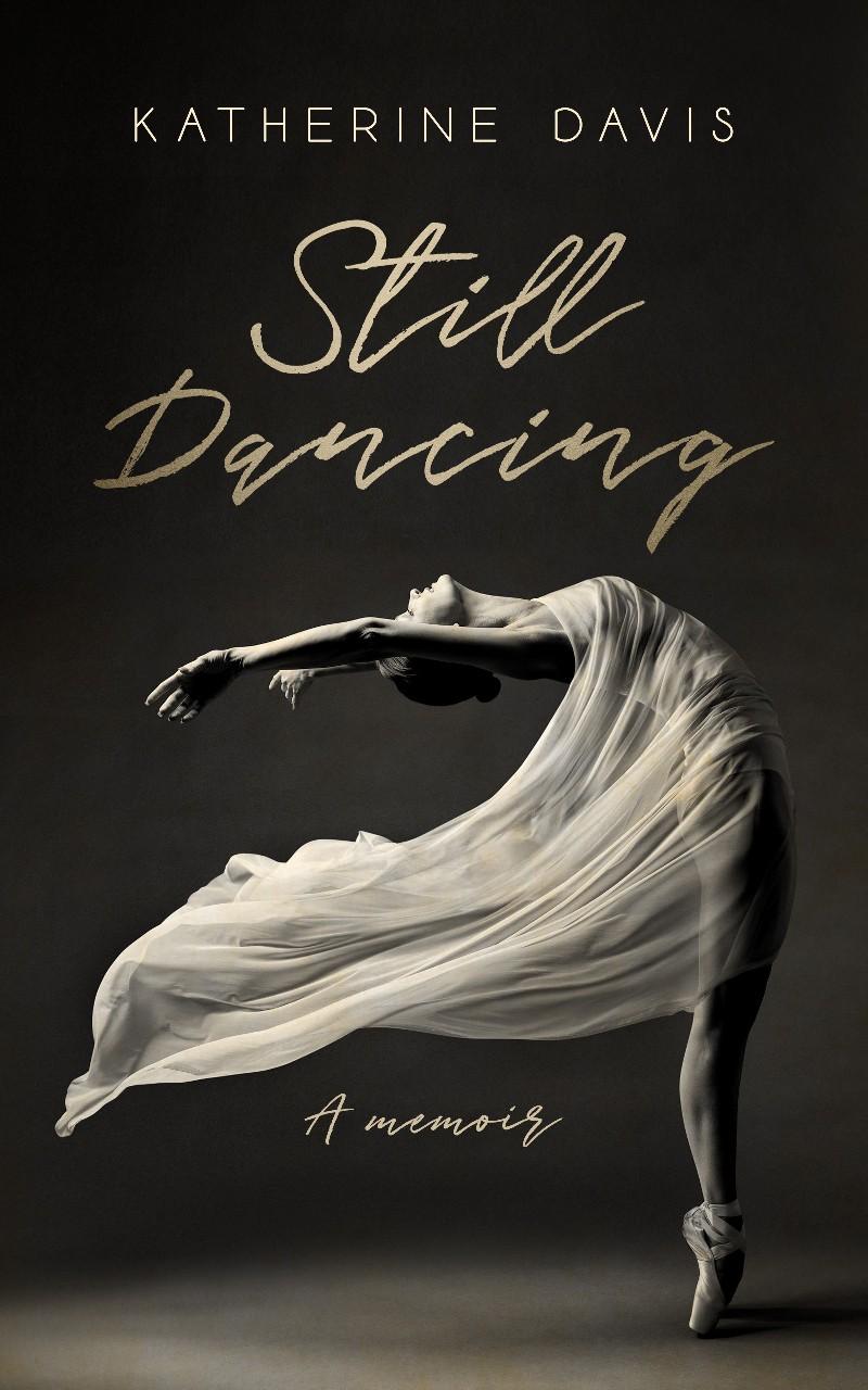 Female dancer, strong but elegant