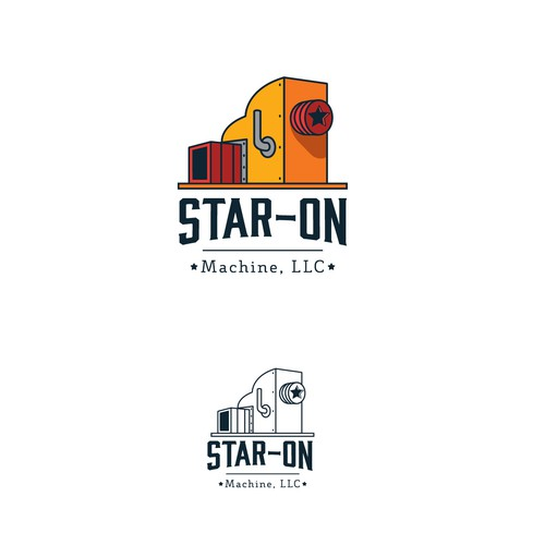 Star-on logo