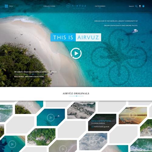 Drone Travel Design