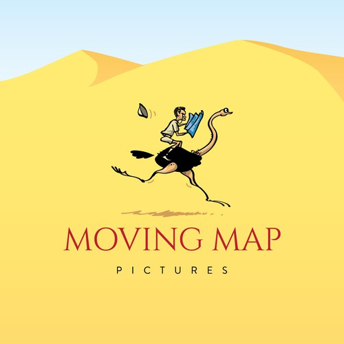 Moving Map Pictures