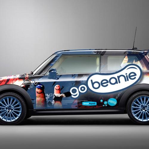Vehicle graphics - goBeanie