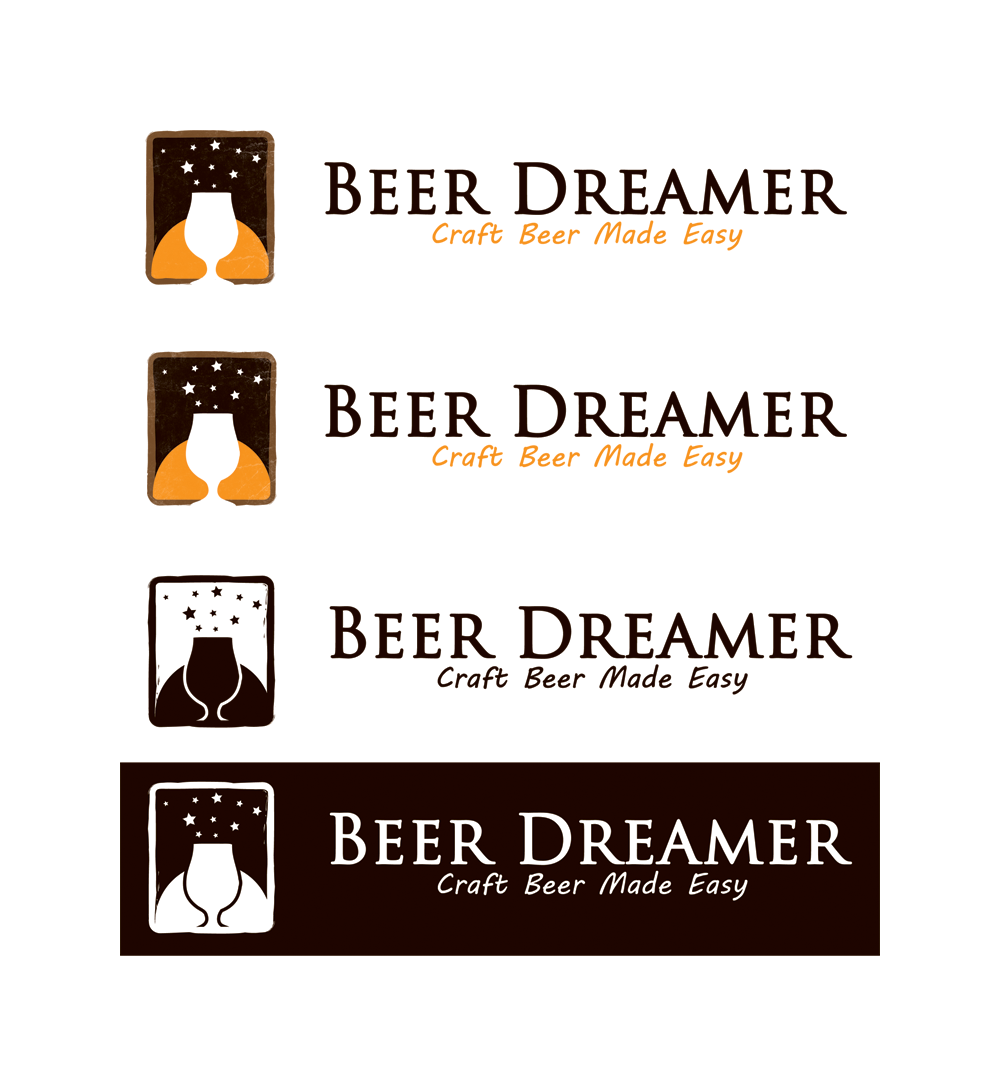 Logo for Beer Dreamer (Craft Beer & Artisanal Food)
