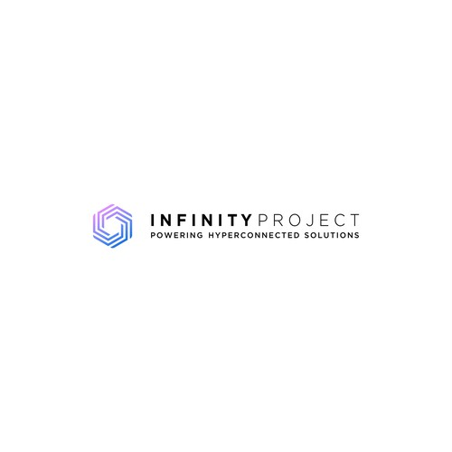 Clean Logo Design for Infinity Project