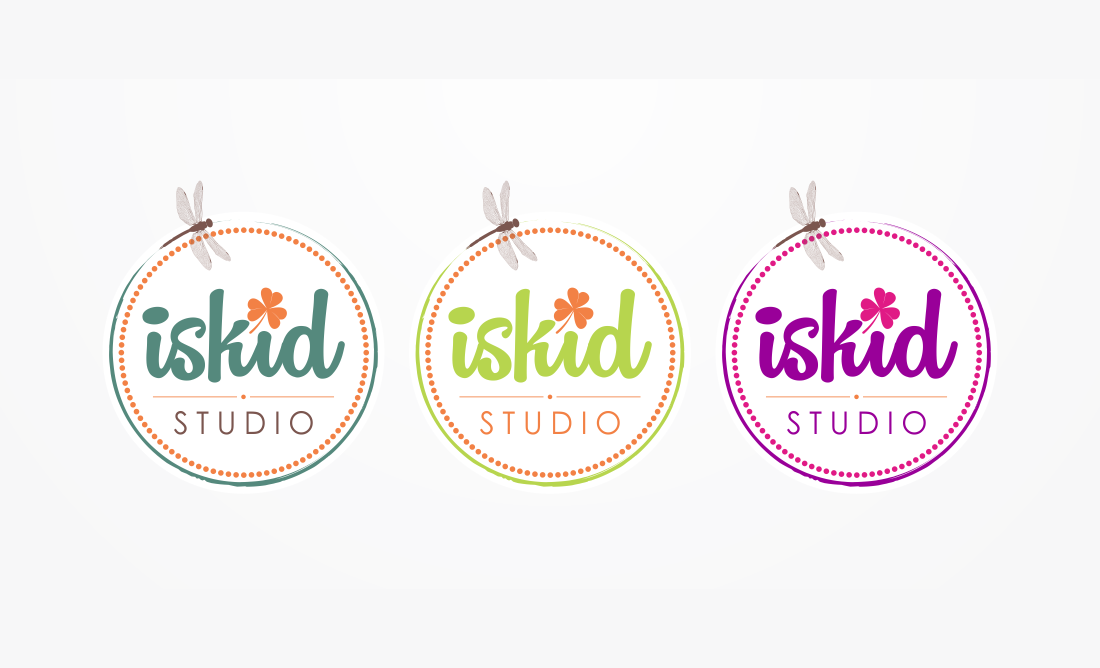 iskid studio needs a new logo