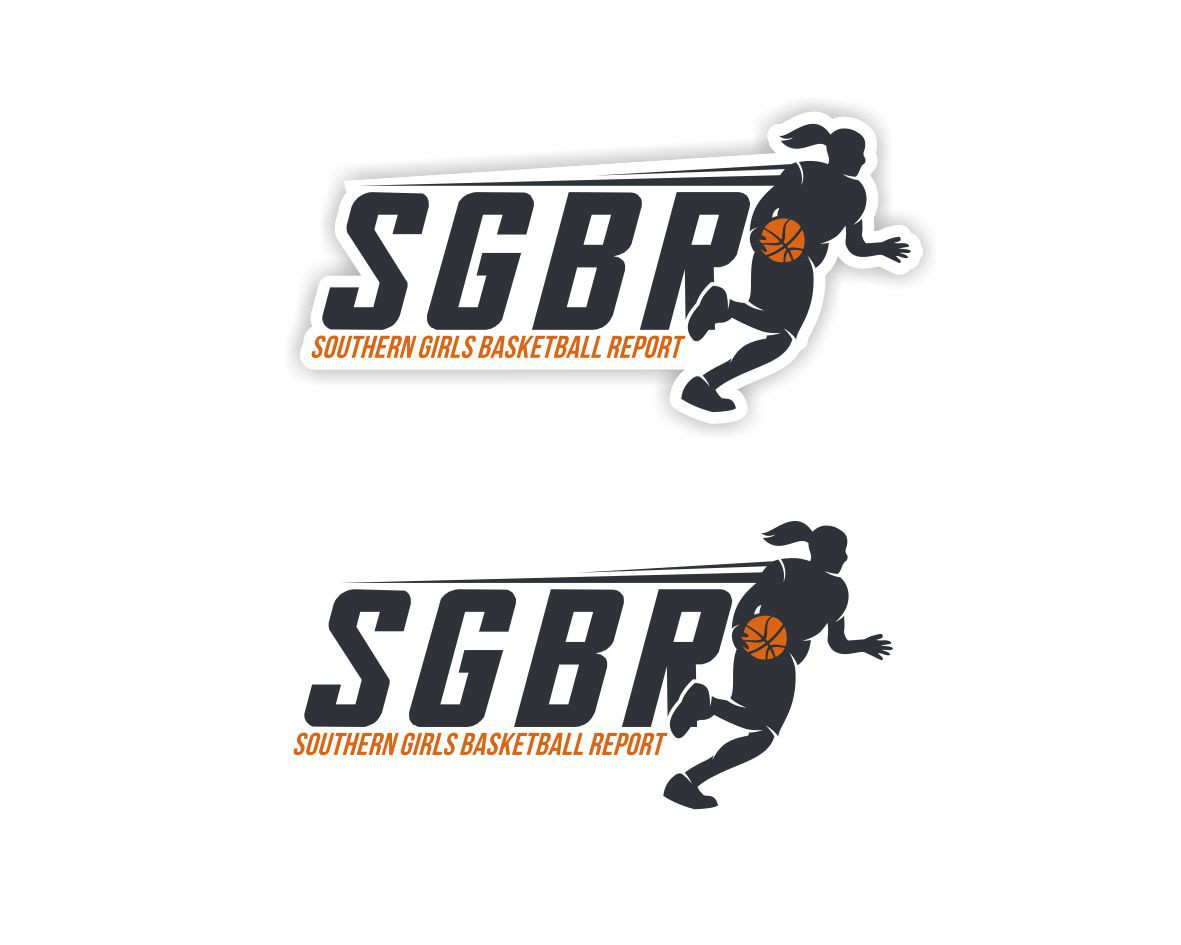 Looking with a scout's eye view for a great logo for Southern Girls Basketball Report