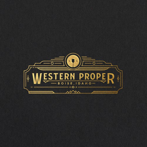 Western Proper logo