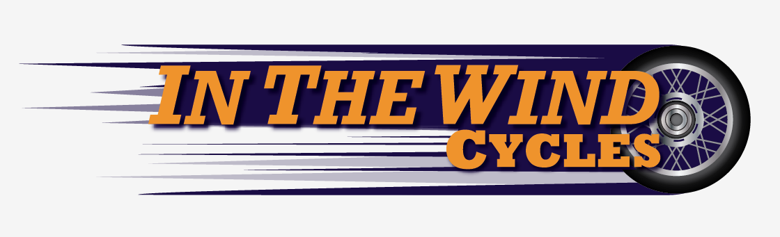 Help In The Wind Cycles with a new logo