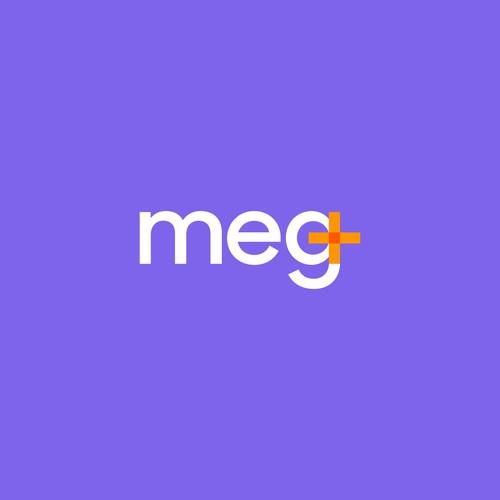 """""""meg"""" logotype"""