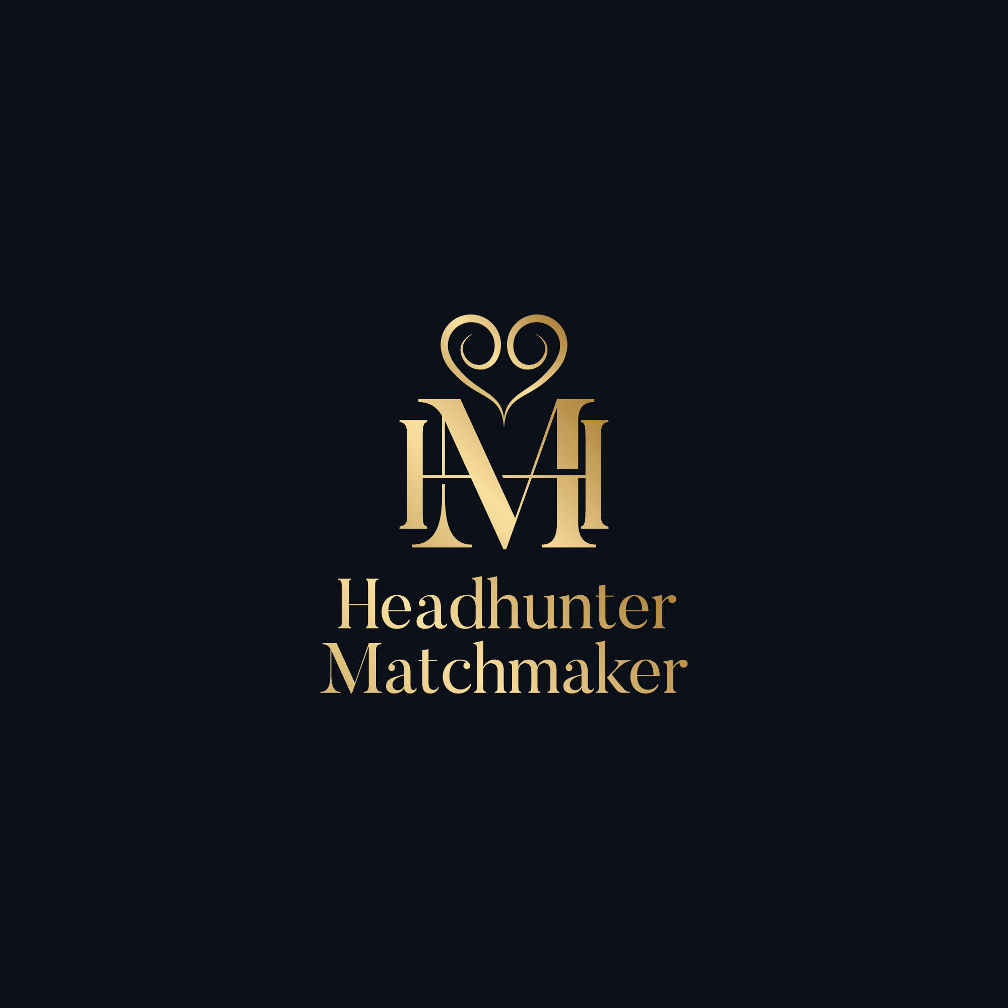 Headhunter Matchmaker(tm)  Logo and various headers and misc from last project