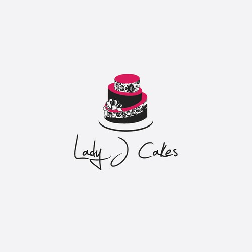 Help Lady J Cakes with a new logo