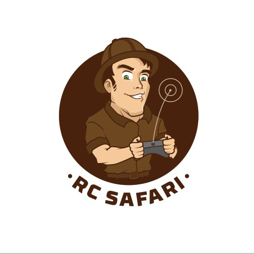 Safari RC logo