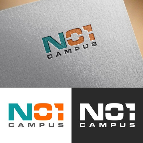 Make a catchy logo for N01 Campus