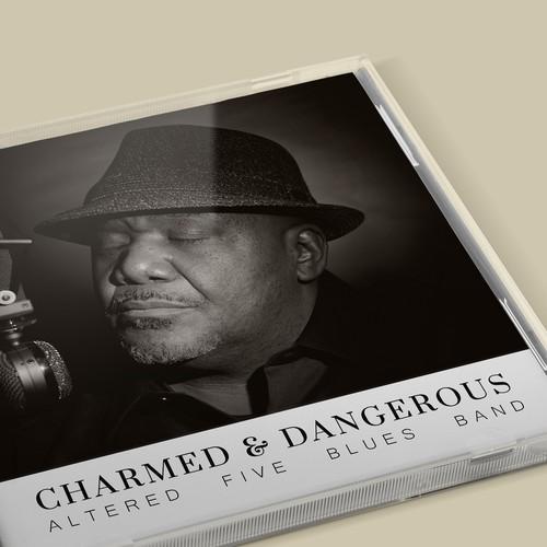 Blues Band Album Cover design / Contest Entry