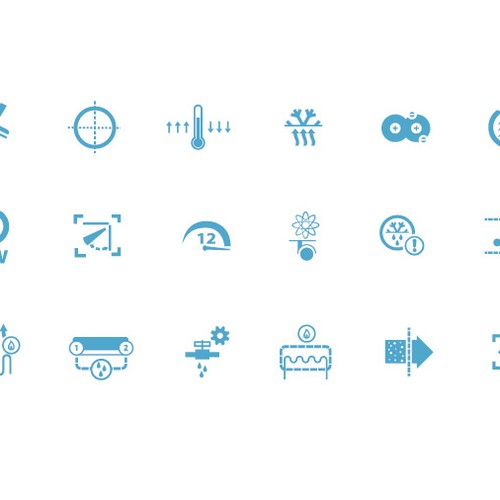 Redesign 43 Feature Icons