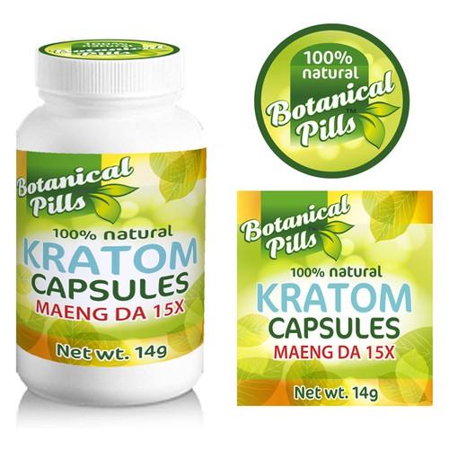 Botanical pills