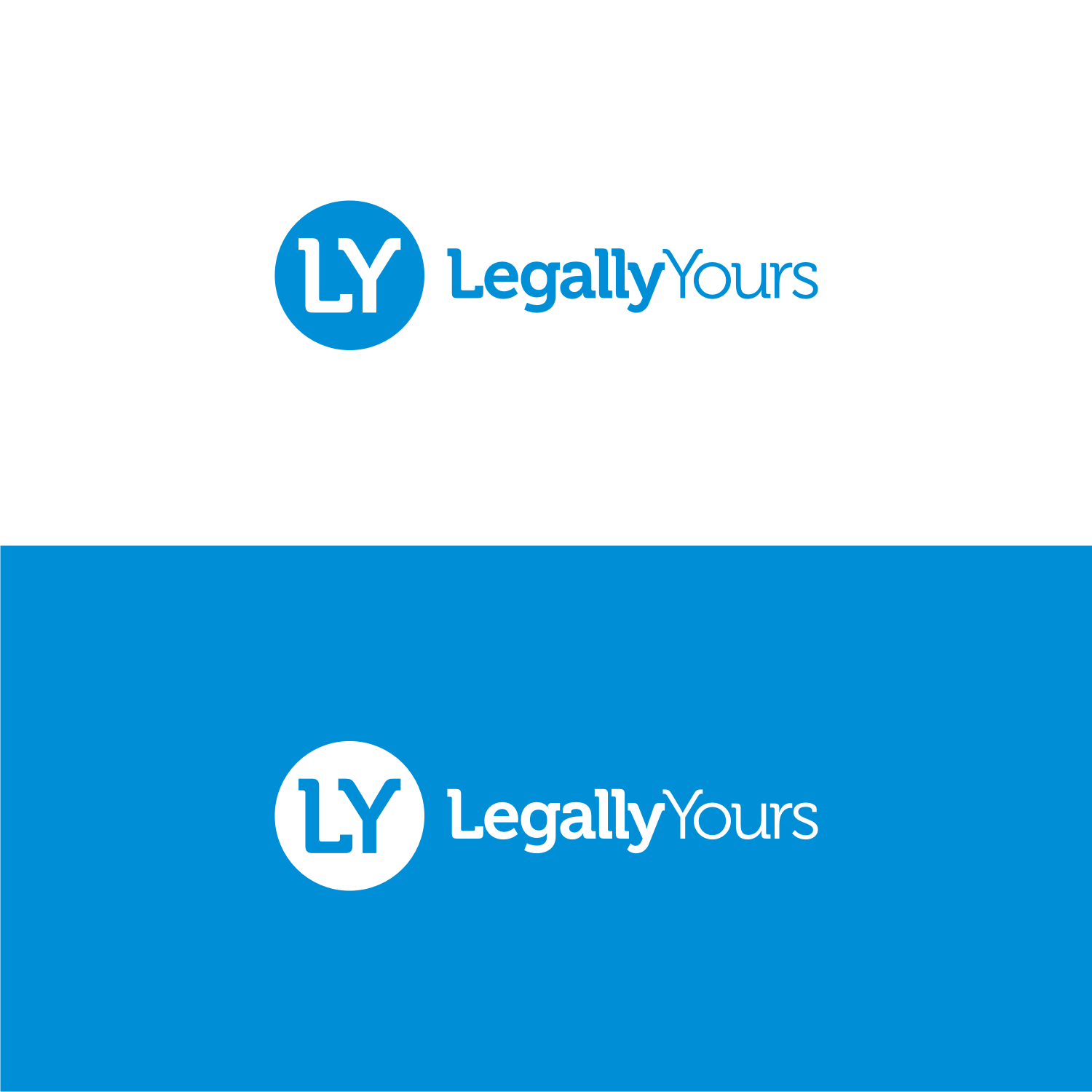 Create a logo for an online legal referral company!